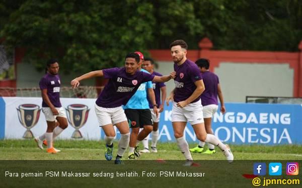 Berita Terbaru Rencana PSM Makassar Gaet Pemain Asing Anyar - JPNN.com