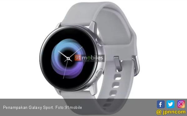 Keren, Begini Wujud Smartwatch Anyar Samsung - JPNN.com