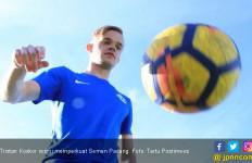 Semen Padang Resmi Gaet Penyerang Timnas Estonia Tristan Koskor - JPNN.com