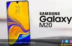 Catat, Tanggal Kelahiran Samsung Galaxy M20 di Indonesia - JPNN.com