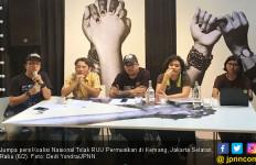 8 Rekomendasi Koalisi Nasional Tolak RUU Permusikan - JPNN.com