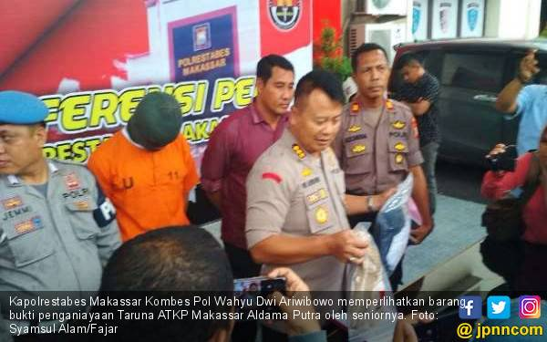 Taruna ATKP Makassar Tewas, Misteri Telepon Tengah Malam - JPNN.com