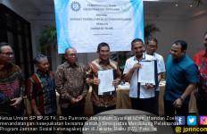 SP BPJS Ketenagakerjaan Teken Kesepakatan dengan Syarikat Islam - JPNN.com