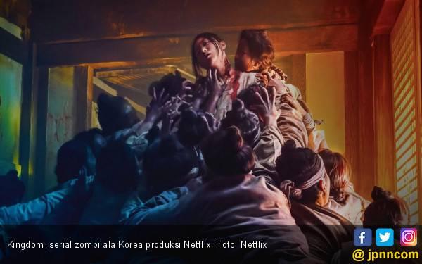 Kingdom: Serial Korea yang Disebut Lebih Keren dari The Walking Dead - JPNN.com
