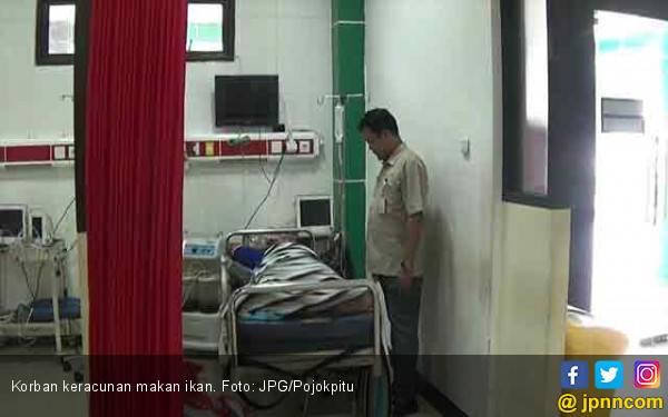 Astaga, Puluhan Warga Keracunan Usai Makan Nasi Uduk - JPNN.com