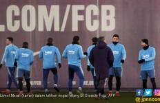 Valverde Tak Jamin Lionel Messi Main di El Clasico - JPNN.com