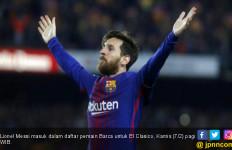 Kabar Gembira Buat Fan Barcelona Jelang El Clasico - JPNN.com