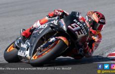 Marc Marquez Tercepat di Tes Pramusim MotoGP 2019, Rossi Masih Selow - JPNN.com