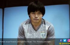 Pemain Jepang Gantikan Saddil Ramdani di Persela Lamongan - JPNN.com
