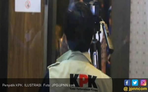 KPK Periksa 9 Legislator Jambi Terkait Suap Ketuk Palu APBD - JPNN.com