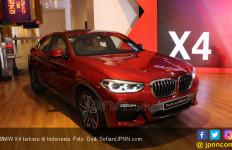 Jaga Eksklusivitas, BMW X4 Terbaru Hanya Dijual Terbatas 20 Unit - JPNN.com