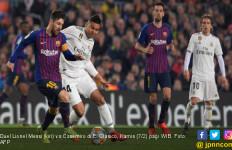 Malcom Selamatkan Barcelona di El Clasico - JPNN.com