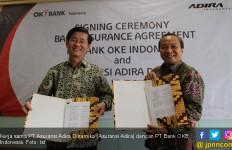 Perluas Jalur Distribusi, Asuransi Adira Gandeng OK! Bank Indonesia - JPNN.com
