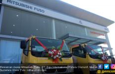 KTB Resmikan Dealer Eksklusif Pertama Mitsubishi Fuso di Indonesia - JPNN.com