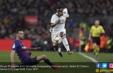 Busquets: Hasil Imbang di El Clasico Adil Buat Dua Tim Terbaik di Eropa - JPNN.com
