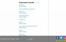 Jelang Debat Capres, #Saya01 Jadi Trending Topic Twitter - JPNN.com