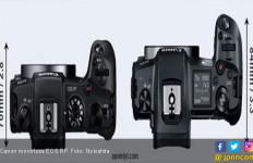 Canon Akan Hadirkan Kamera Mirrorless Paling Ringan - JPNN.com