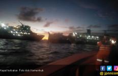 Ratusan Penumpang KMP BSP I yang Terbakar Berhasil Dievakuasi - JPNN.com