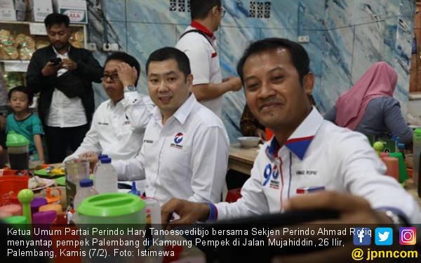 Sekjen Perindo Sebut Konflik 2 Caleg di Surabaya Cuma Salah Paham - JPNN.com
