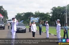 Menko Puan Berharap Seskoal Ikut Susun Cetak Biru Pembangunan SDM Maritim - JPNN.com