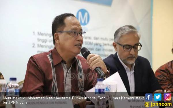 Indonesia - Inggris Kerja Sama Riset Kebencanaan - JPNN.com
