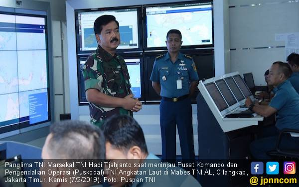 Hebat! TNI AL Usir Kapal Asing Tanpa Izin - JPNN.com
