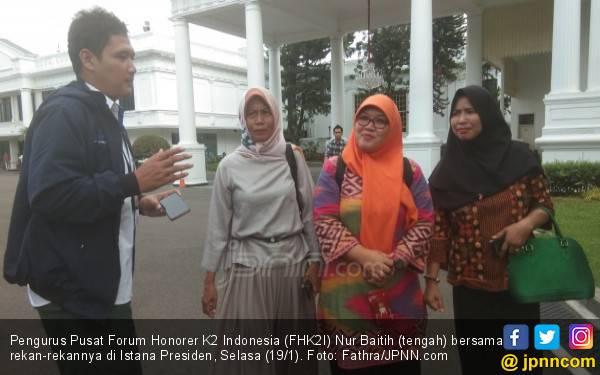 Nur Anggap Syarat Pendaftaran PPPK Jebakan Buat Honorer K2 - JPNN.com