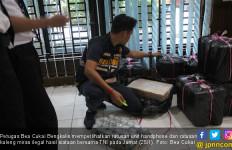 Sinergi Bea Cukai Bengkalis dan TNI Berbuah Manis, Nih Buktinya - JPNN.com