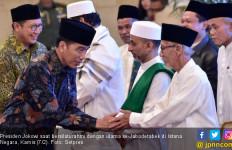 Jokowi Klarifikasi kepada Para Ulama Soal Dua Tuduhan Ini - JPNN.com