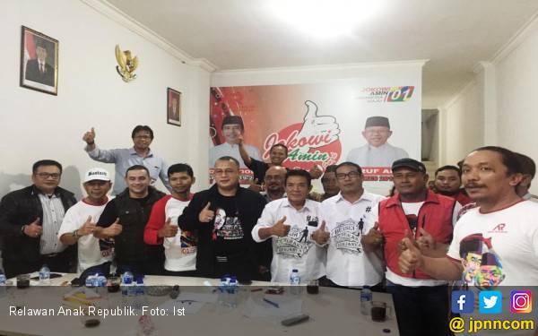 Anak Republik Siap Mendukung Pemerintahan Jokowi - Ma'ruf - JPNN.com