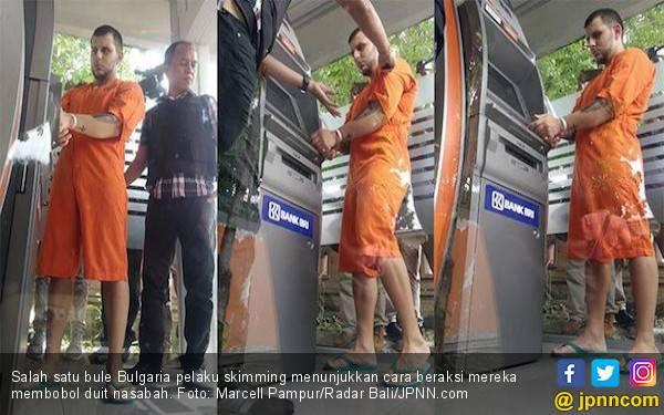 Terungkap! Begini Modus Pelaku Kasus kejahatan Skimming Asal Bulgaria - JPNN.com