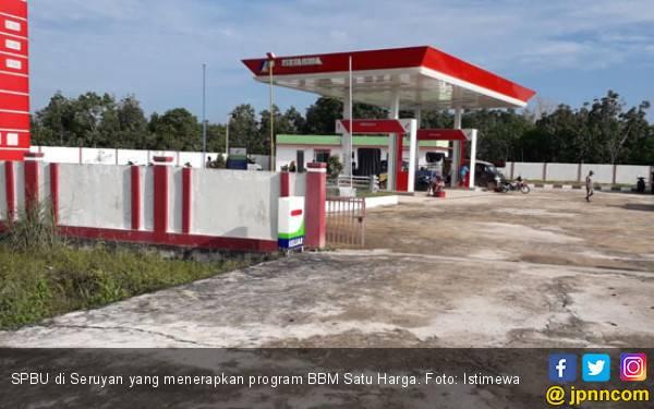 BBM Satu Harga Ada di 160 Titik Hingga Akhir 2019 - JPNN.com