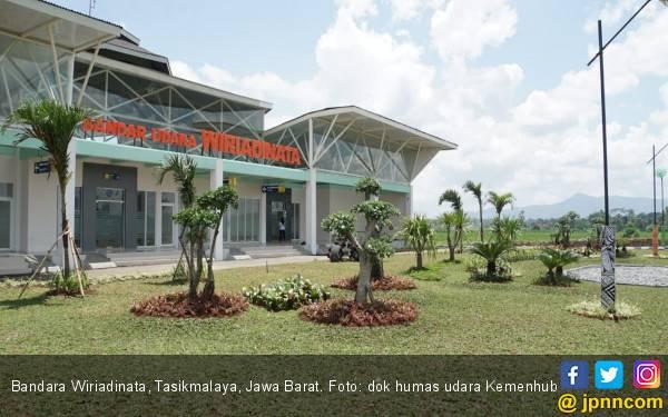 Bandara Wiriadinata Kini Semakin Modern - JPNN.com
