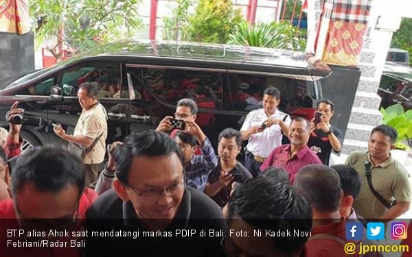 Sambil Tersenyum, BTP Ungkap Alasan Gabung PDIP - JPNN.com