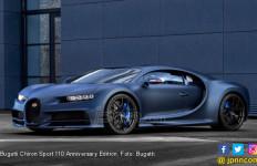 Bugatti Chiron Didaulat Jadi Simbol Sejarah 110 Tahun Perusahaan - JPNN.com