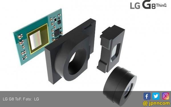 Inilah Bocoran Spesifikasi LG G8 ThinQ - JPNN.com