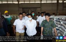 Menteri BUMN Pastikan Stok Pupuk Bersubsidi Aman di Akhir Musim Tanam - JPNN.com
