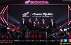 Marquez Iringi Peluncuran Honda CB650R, Harga Rp 265 Juta - JPNN.com