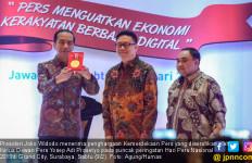 Pak Jokowi Pengin Menguji Karni Ilyas dengan Nama-Nama Ikan - JPNN.com