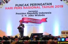 Harapan Jokowi di HPN 2019, Sungguh Menyentuh - JPNN.com