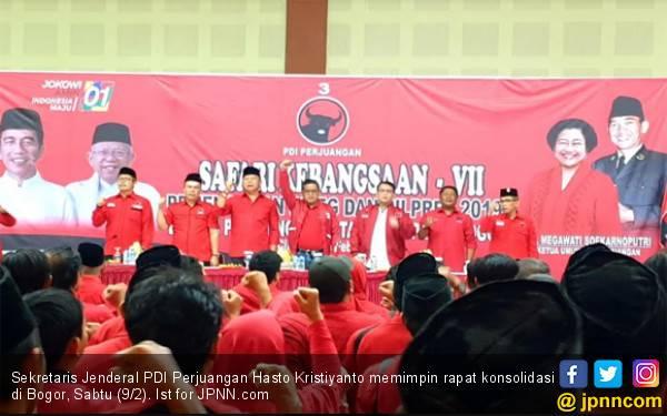PDIP Bakal Kubur Kemenangan Prabowo di Bogor Raya - JPNN.com