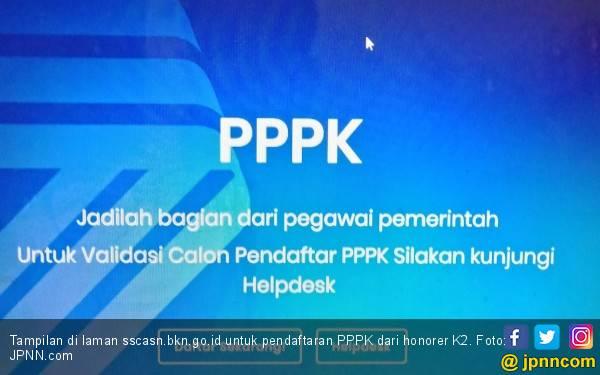 Duh Gusti...Honorer K2 Masih Ada yang Tak Lulus PPPK - JPNN.com