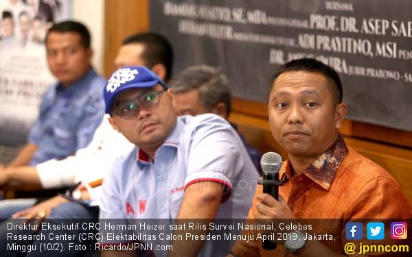 Survei: Jokowi - Ma'ruf Menang Telak dari Prabowo - Sandi - JPNN.com