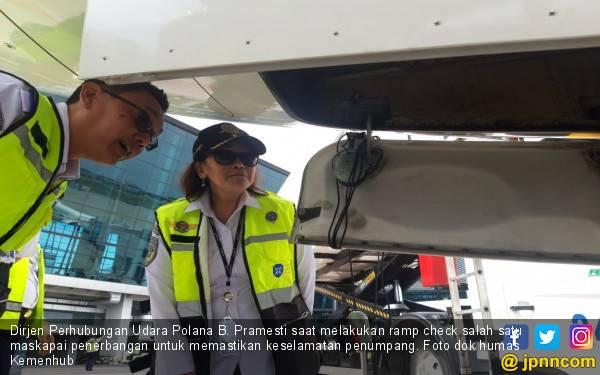 Ditjen Udara Lakukan Sosalisasi dan Ramp Check Serentak di 10 Bandara - JPNN.com