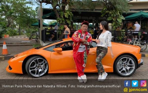Hotman Paris Gandeng Natasha Wilona, Verrell Bramasta Tidak Boleh Marah - JPNN.com