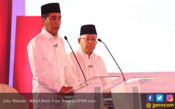 Reaksi Keras NasDem soal Kondom Bergambar Jokowi - Ma'ruf - JPNN.com