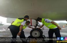 OBU Wilayah VIII Bandara Sam Ratulangi Lakukan Ramp Check - JPNN.com