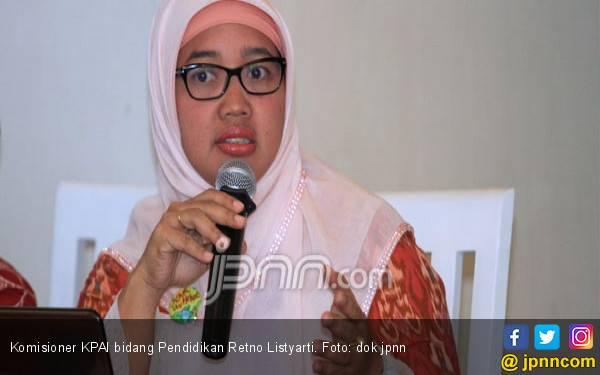 KPAI Minta Kemendikbud Rahasiakan Identitas Siswa SMA Pembocor Soal UNBK - JPNN.com