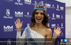 Miss World 2018 Vanessa Ponce Segera ke Indonesia - JPNN.com