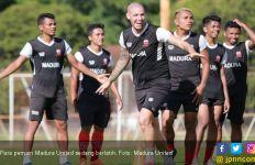 Pandemi COVID-19, Sansan Pur Yakin Pemain Madura United Mampu Jaga Kondisi Fisik - JPNN.com